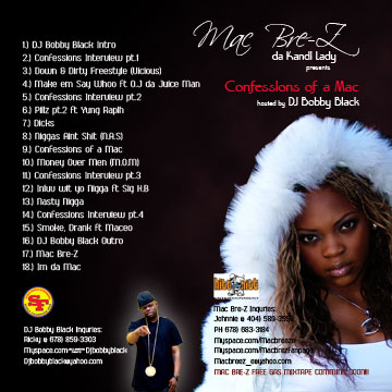 cd back cover design