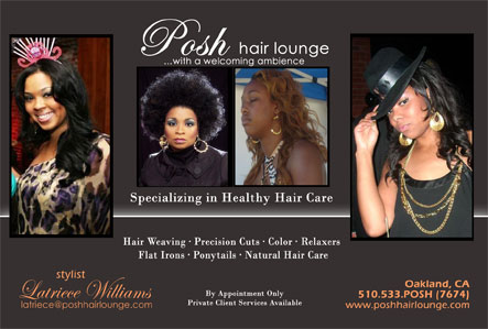 salon flyer design 3