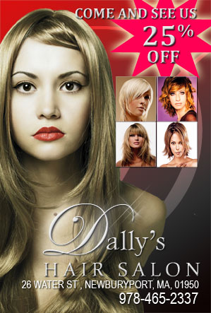 Beautiful hair salon Flyer Design