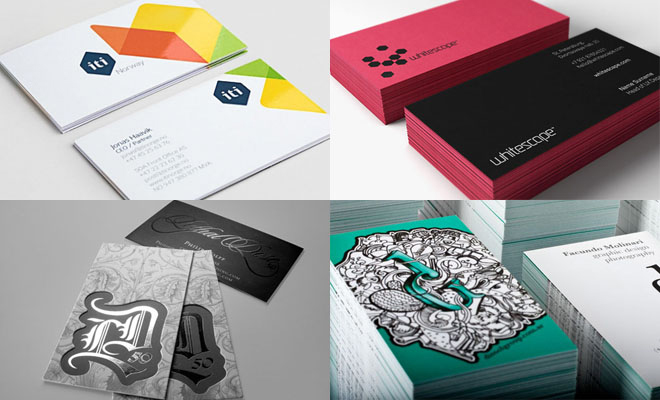 amazing business card designs