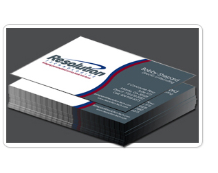 Las Vegas business card printing service