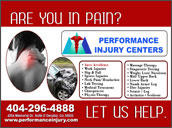 chiropractice advertising design 1