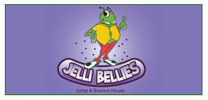 logo design jelli bellies