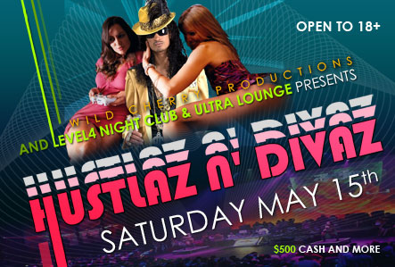 Howaii Nightclub Flyer Design