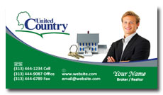 united country business cards