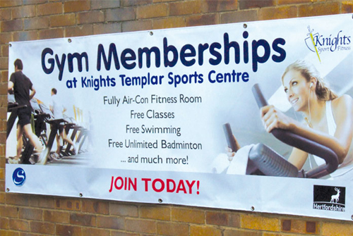 Gym Membership at sports and fitness center