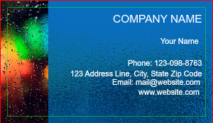 [Image: Car Wash Business Cards]