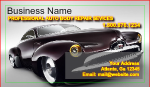 [Image:  Motor Vehicle Body Repair BC Tempalate]