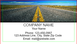 [Image: Trucking Business Cards]