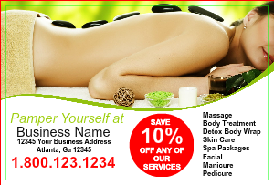 [Image: Massage Therapy Flyer Marketing]