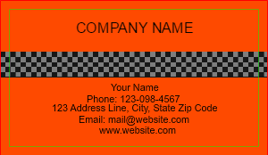 [Image: Auto Detailing Service Business Card]