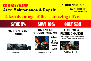 [Image: checkout with Auto Mechanic Postcard]