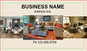 [Image: Home Staging Business Card Template 1]