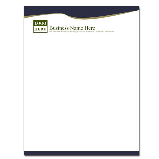 [Image: Personal Letterhead]