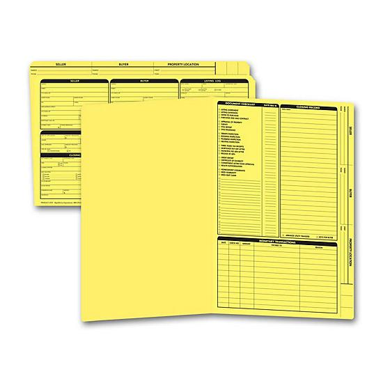 [Image: File Folders For Real Estate Agents]