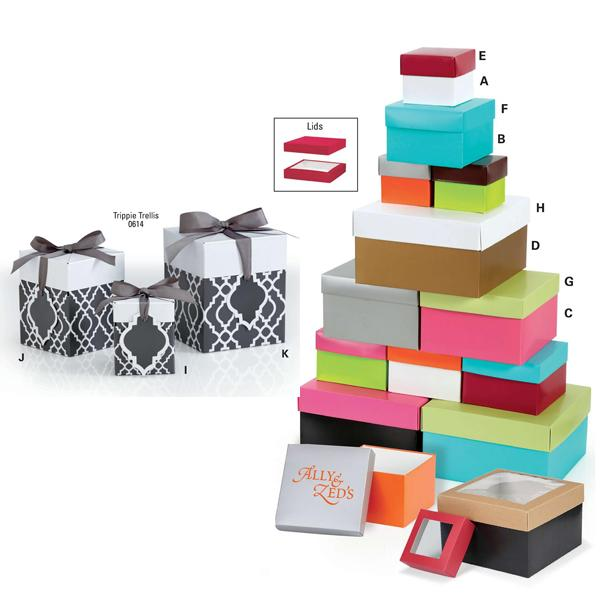 [Image: Gift Boxes With Lids]