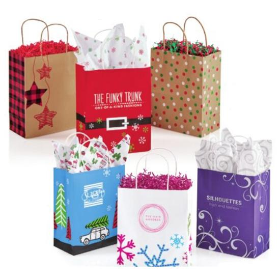 [Image: Packaging - Bags, Boxes & Bows]