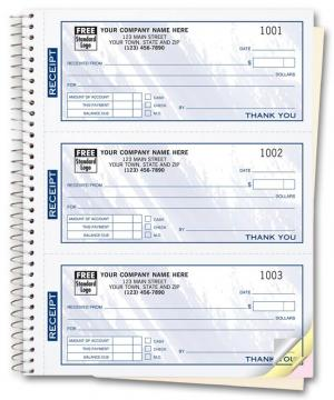 [Image: Custom Receipt Books]
