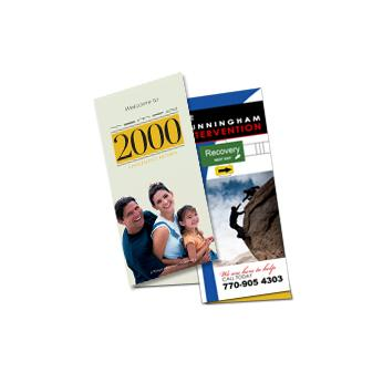 [Image: Custom Printed Brochures]