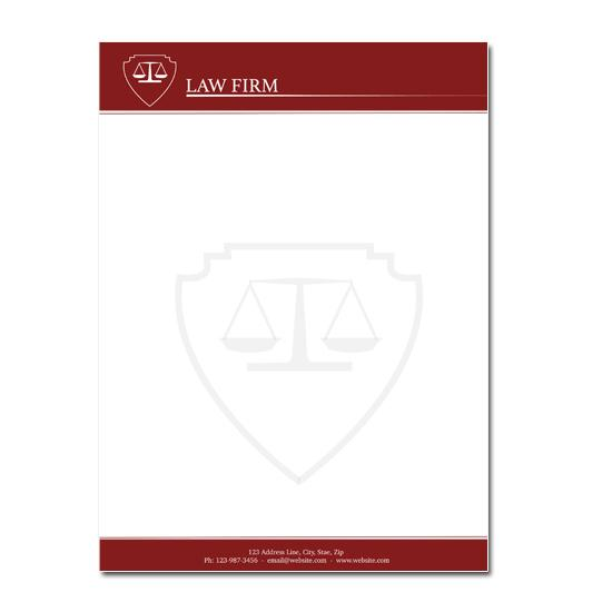 [Image: Legal Firm Letterheads]