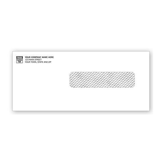 [Image: HCFA Imprinted Self Seal Envelope, Insurance Claims]