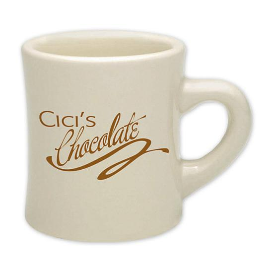 [Image: 9 Oz. Diner Coffee Mug - Personalized]