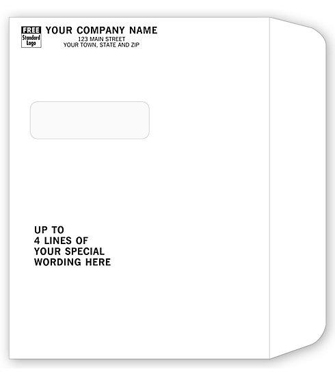 [Image: Booklet With Envelope Single Window]