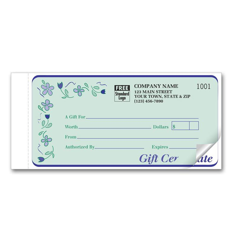 [Image: Gift Certificate For House Cleaning Business]