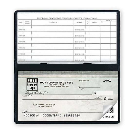 [Image: Personalized Business & Personal Wallet Checks]