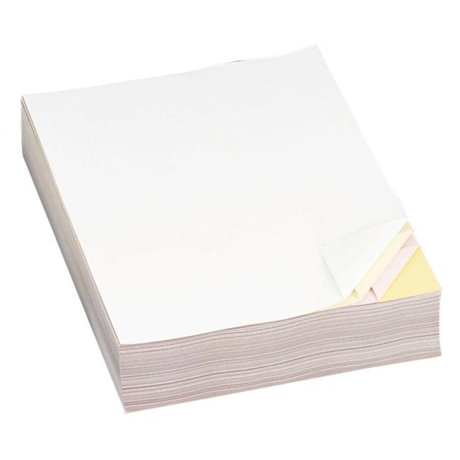 [Image: Blank Carbonless Paper]
