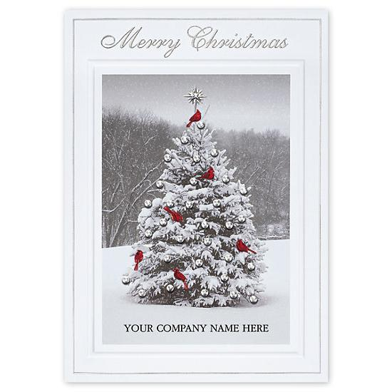 [Image: Merry Trimmings Christmas Cards]