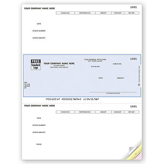 [Image: Laser Checks, Accounts Payable, Compatible With DacEasy DLM219]