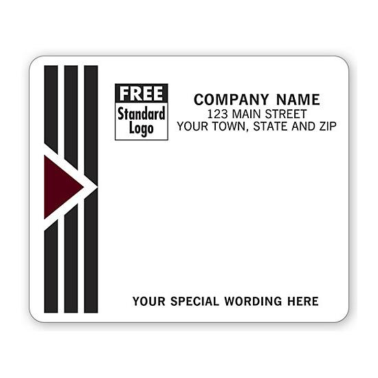 [Image: Mailing Labels For Laser Printer, Personalized Return Address Label]
