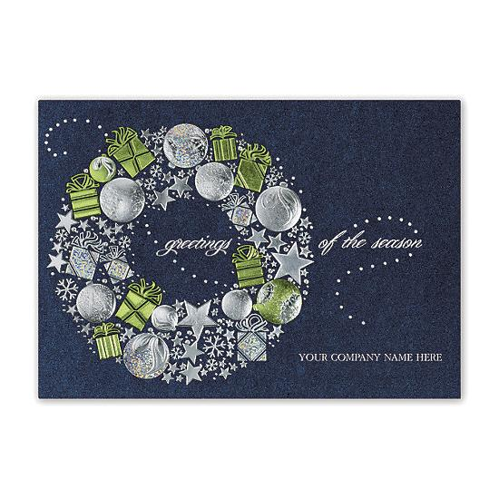 [Image: Delightfully Decorated Holiday Cards]