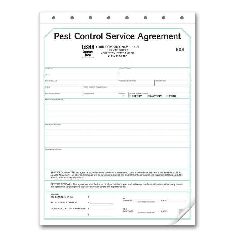 Service Contract Form Get Lawn Service Contract Forms Free