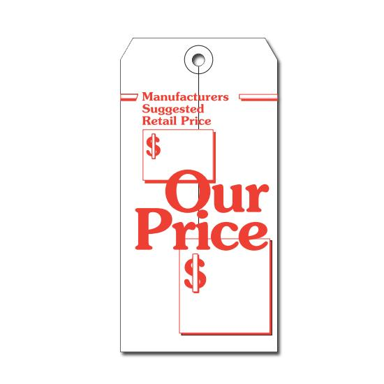 [Image: Manufacturer Suggested Retail Price Tags - Medium]