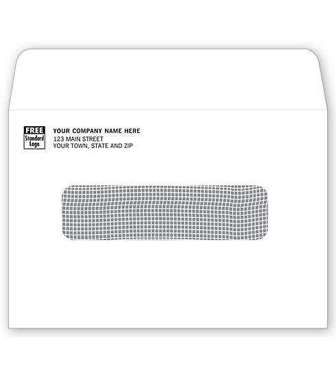 [Image: Self Seal Statement Envelope]