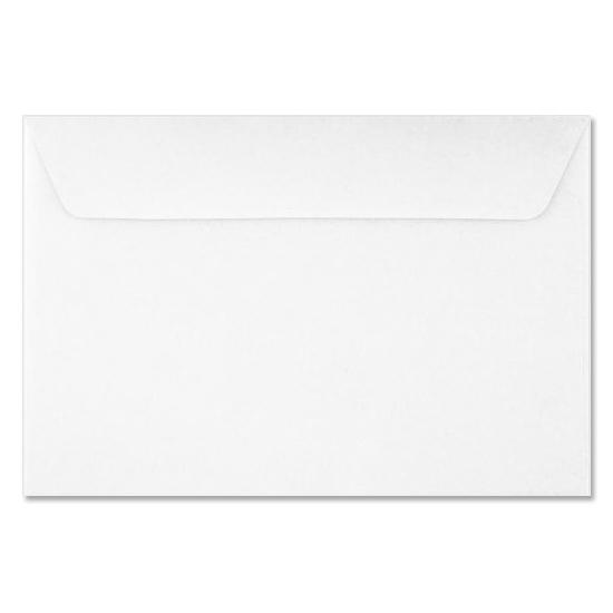 [Image: 6 x 9 White Booklet Envelope]