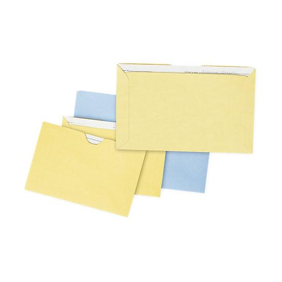 "[Image: Card File Pockets, 5 1/8"" X 8 1/8""]"