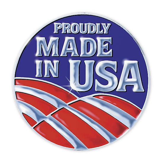 [Image: Made In America Seal]