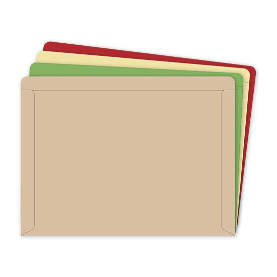 [Image: Heavy Duty Colored File Envelopes]