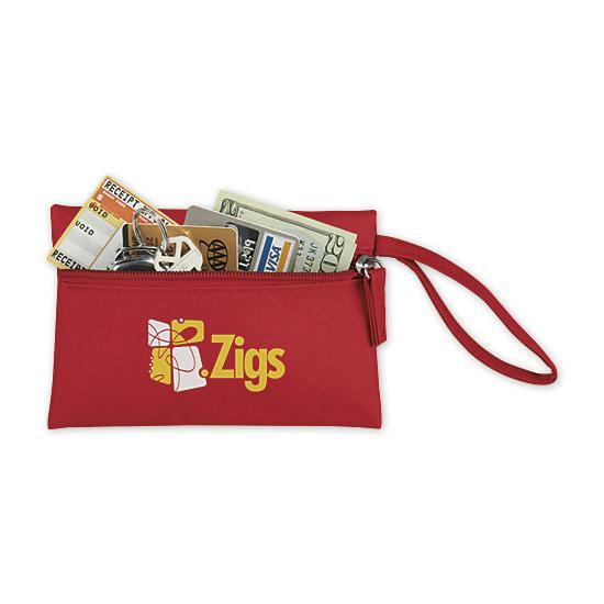 [Image: Game Day Wristlet Clutch - Personalized]