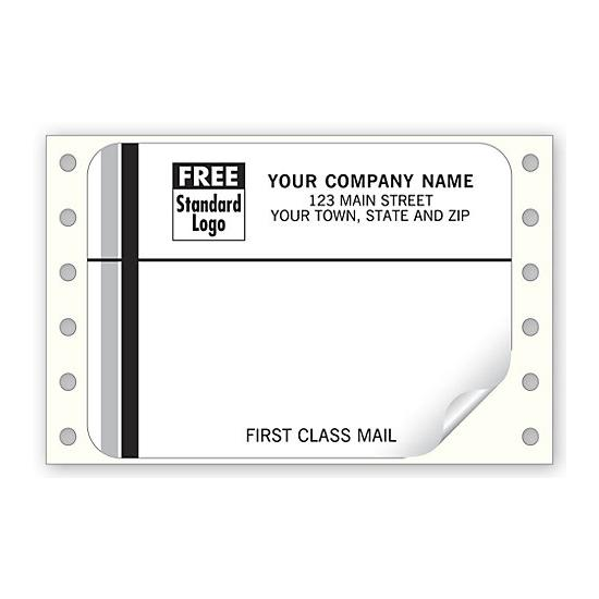 [Image: First Class Mail, Mailing Labels, Continuous, White]