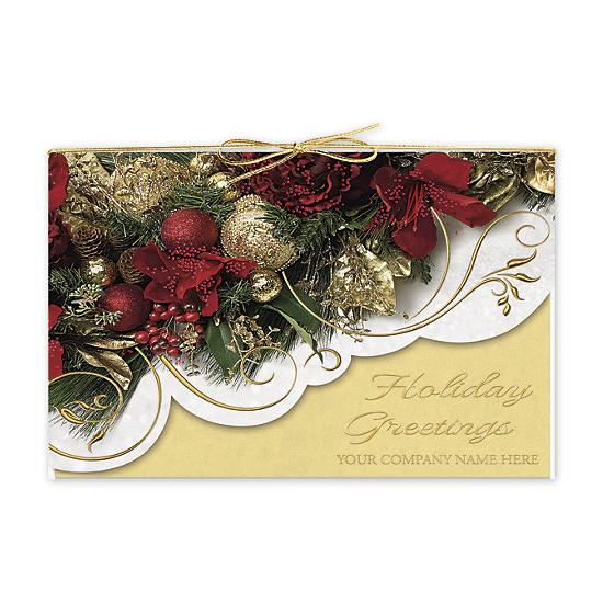 [Image: Delicate Trimmings Holiday Cards]