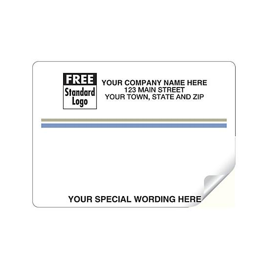 [Image: Shipping Label - Return Address Label On a Roll]