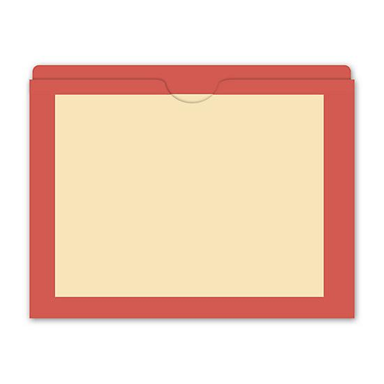 [Image: Top Tab File Pockets]