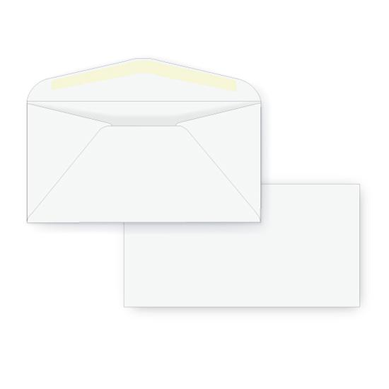 "[Image: 3 ¾"" x 6 ¾"" Custom Printed Envelopes 
