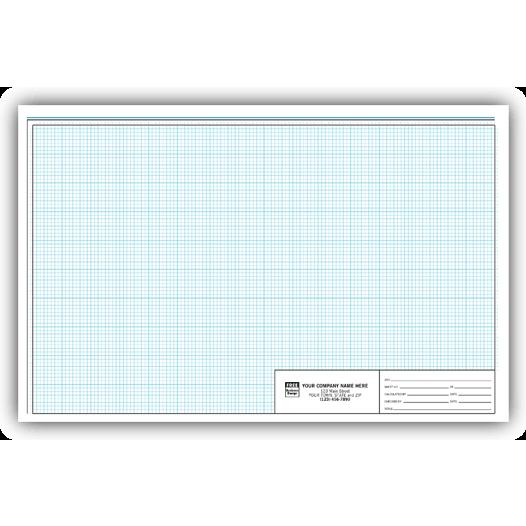 "[Image: Graph Paper - Pro-Sketch 1/8"" Padded]"