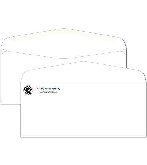 Business envelopes designsnprint for 10 window envelope size