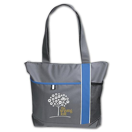 [Image: City Scape Tote - Personalized]
